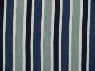 Vertical stripes add a touch of whimsy to your wardrobe.