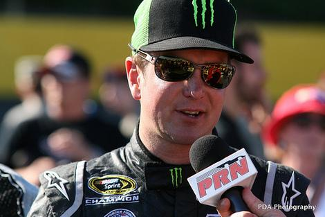 Kurt Busch is in Trouble Again After Talladega: NASCAR Fan View