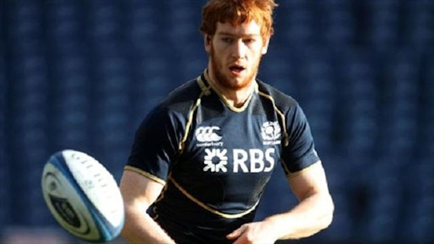 Rob Harley played in three Six Nations games earlier this year