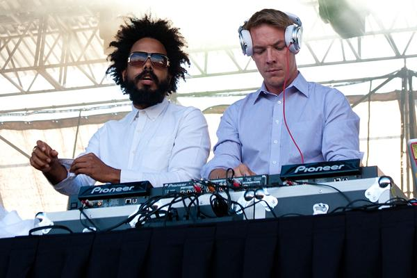 Major Lazer Take Aim at Media Over EDM Show Drug Deaths