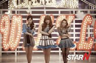 Over 10 million views for the MV of TTS &#39;Twinkle&#39;