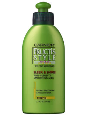 Garnier Fructis Style Sleek & Shine Anti-Humidity Smoothing Milk, $4.29