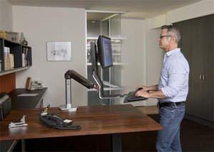 OmniMount Supports Healthier Home Life