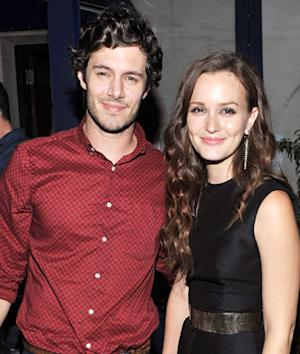 Adam Brody, Leighton Meester Dating!