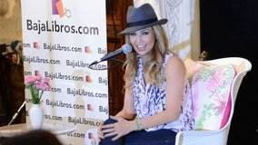 BajaLibros.com sponsored the release of Thalia's first children's book at an event in New York City