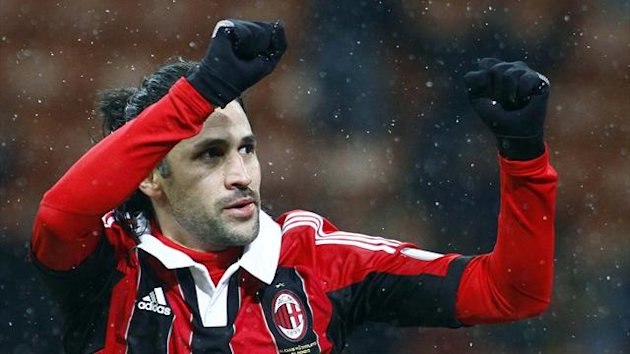 Mario Yepes of Milan (Reuters)