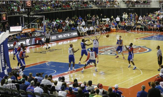Pistons Camp Basketball