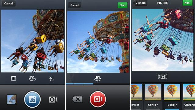 Instagram Gets Video: App Update Adds Filter Effects to 15-Second Videos