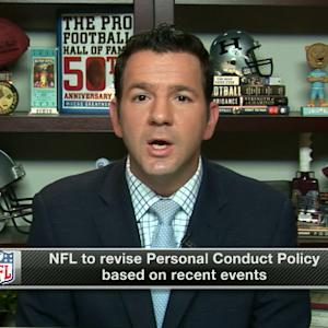 Ian Rapoport: 'NFL Commissioner Roger Goodell will give up some of his power'