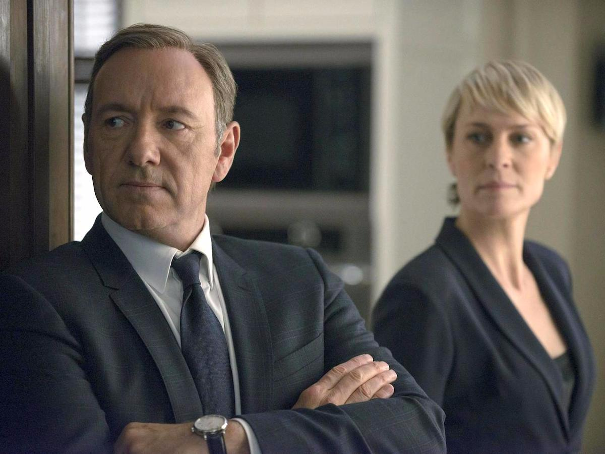 It's Underwood versus Underwood in new 'House of Cards' trailer