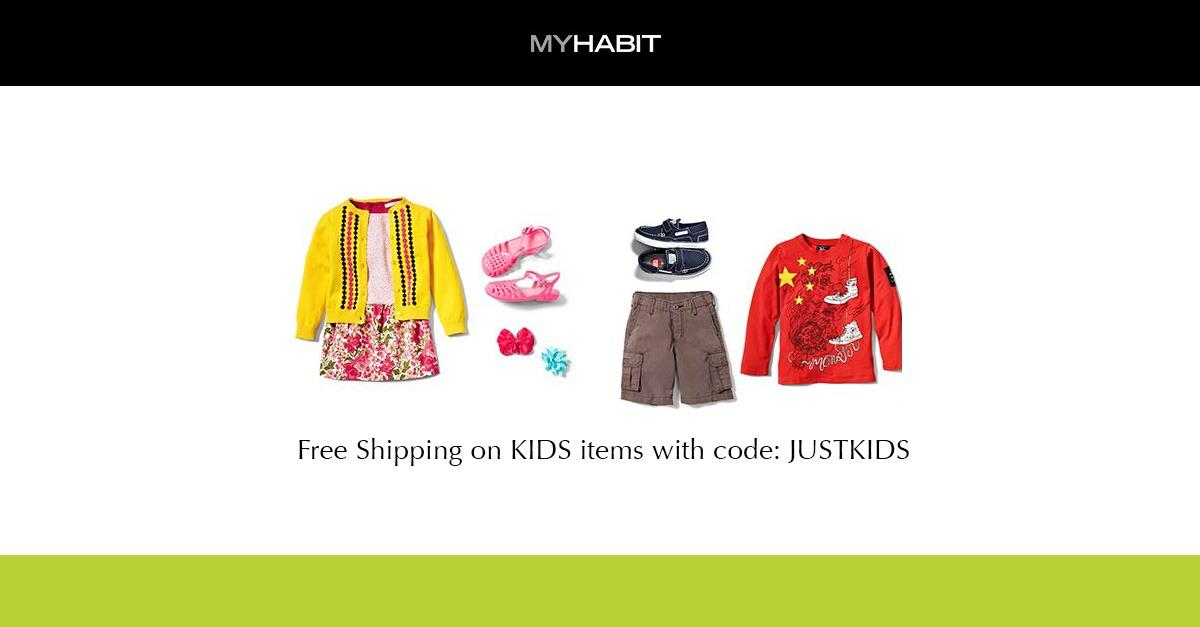 Save More on Kids Clothing, Shoes, and Toys Today