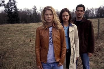 Ali Larter , A.J. Cook and Michael Landes in New Line's Final Destination 2
