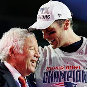Will Robert Kraft dropping appeal help Tom Brady?