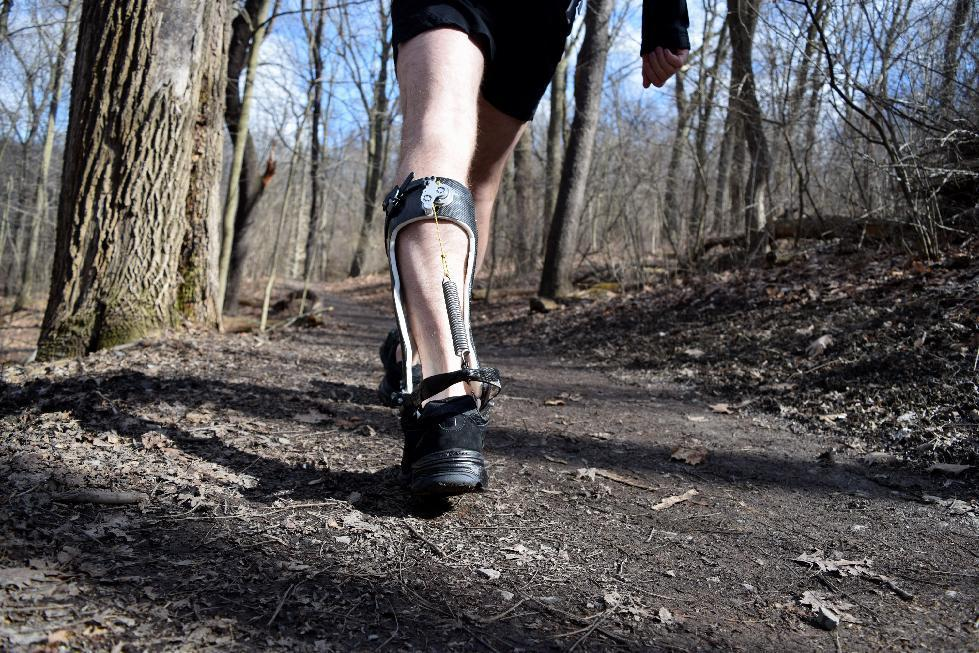 Engineers create boot-like device to make walking easier
