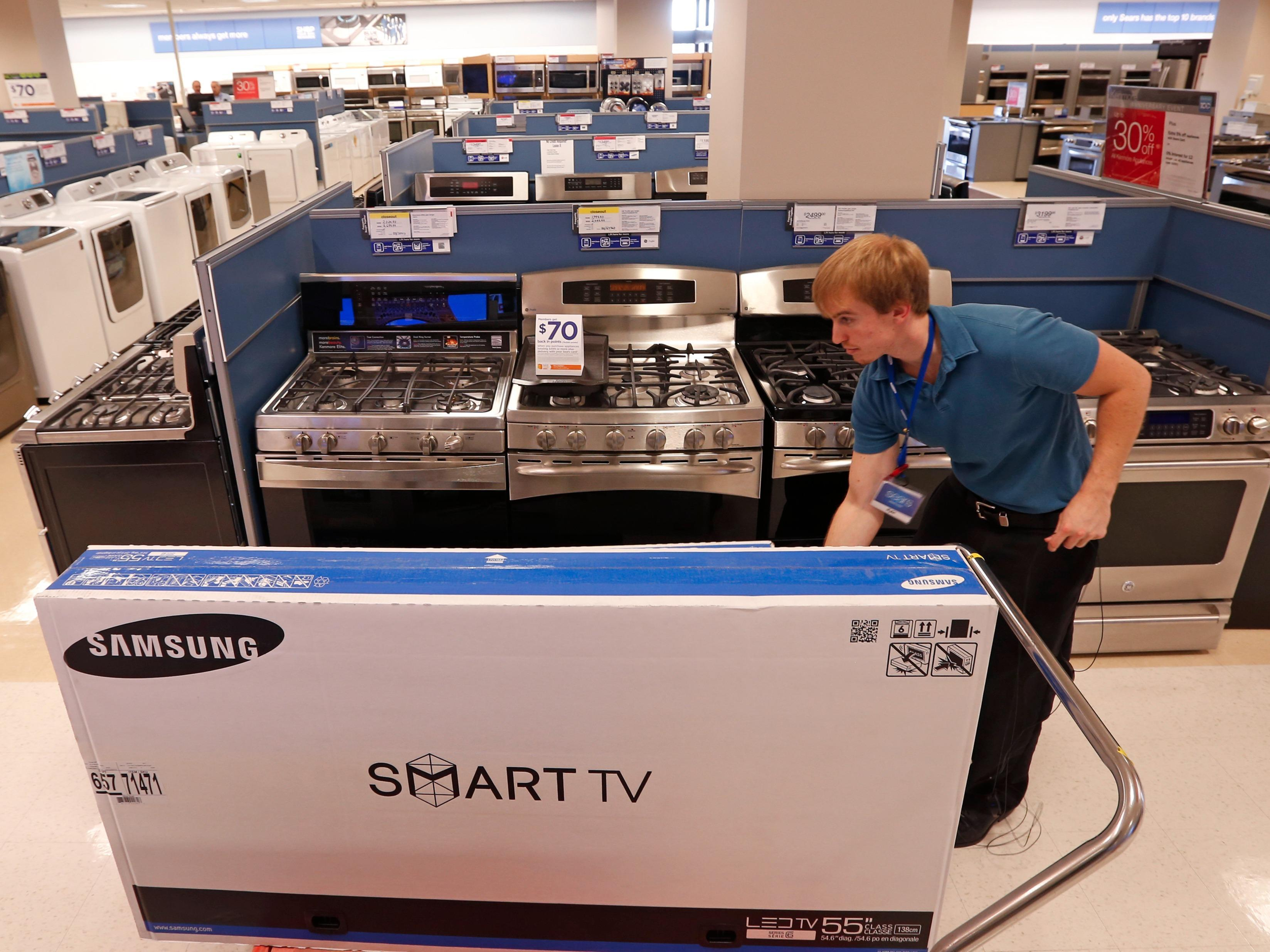 See whether your local Sears or Kmart is shutting down