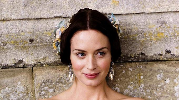The Young Victoria Production Photos 2009 Apparition Film Emily Blunt