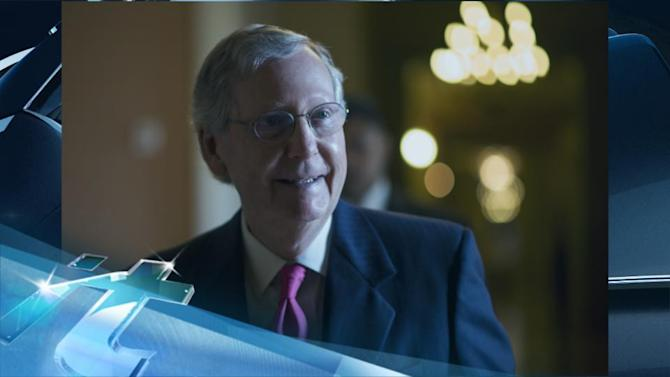 Breaking News Headlines: 2 Sides, 2 Stories on Senate Showdown