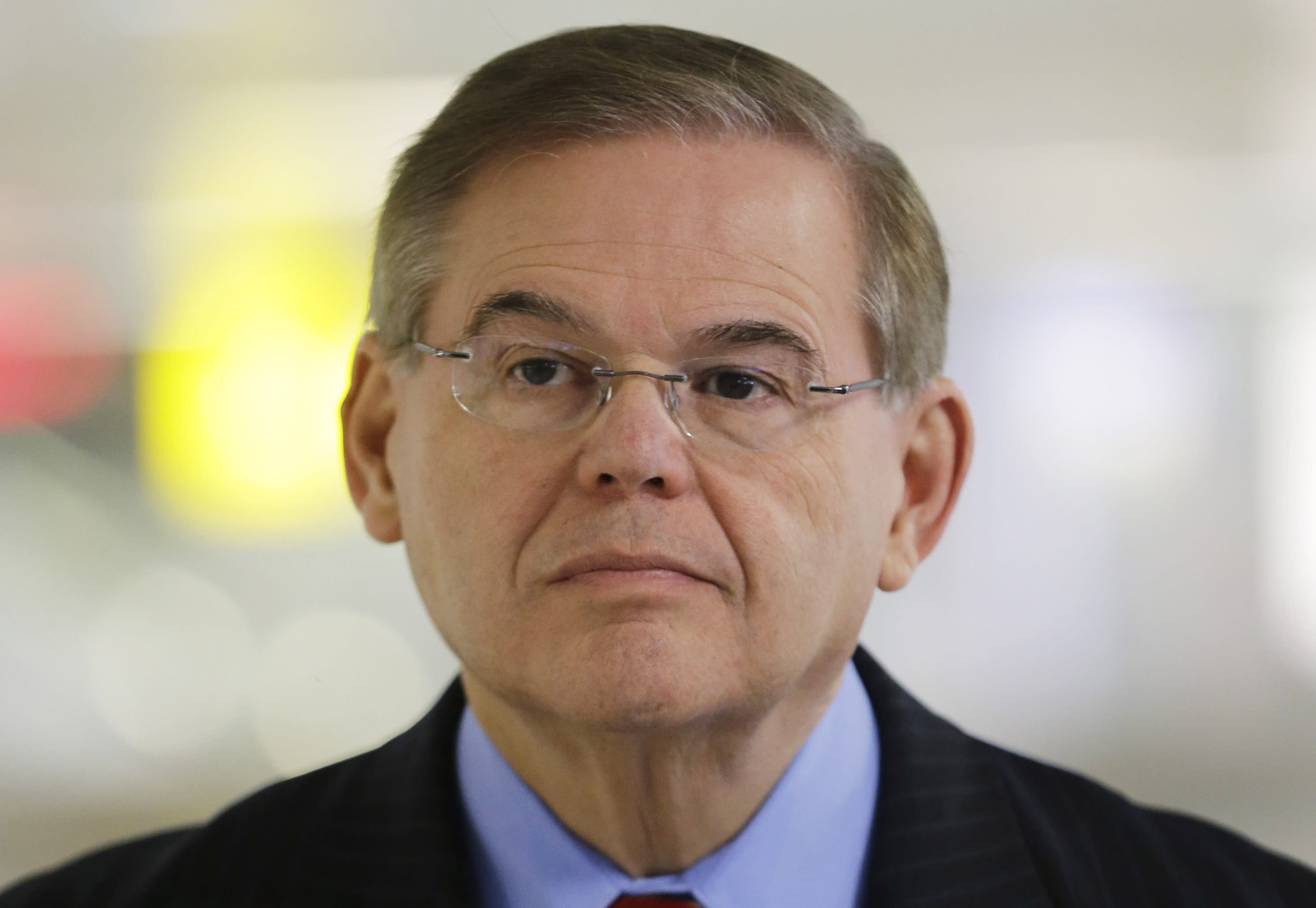 US Sen. Menendez: I've behaved appropriately in office