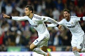 Ramos: Ronaldo was best in the world last season