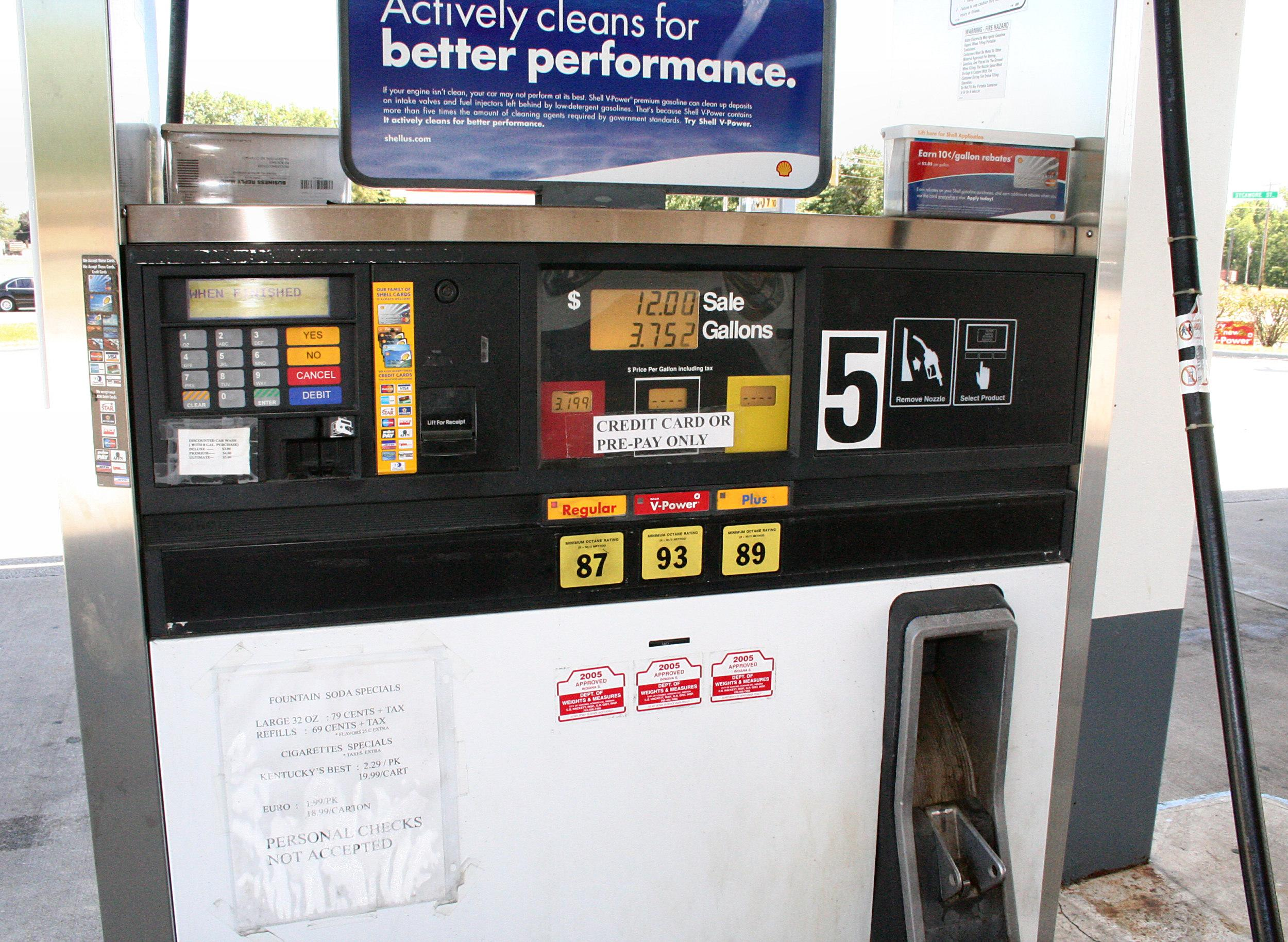U.S. Gas Stations May Be Ripe for Hacking