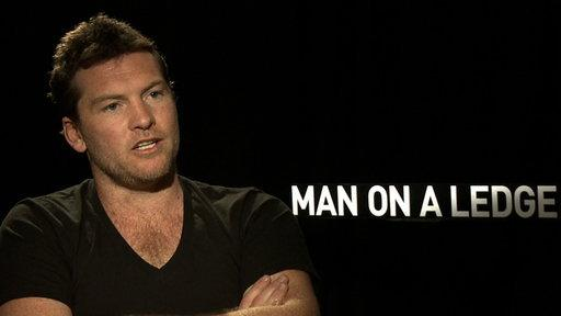 Man On a Ledge: Sam Worthington