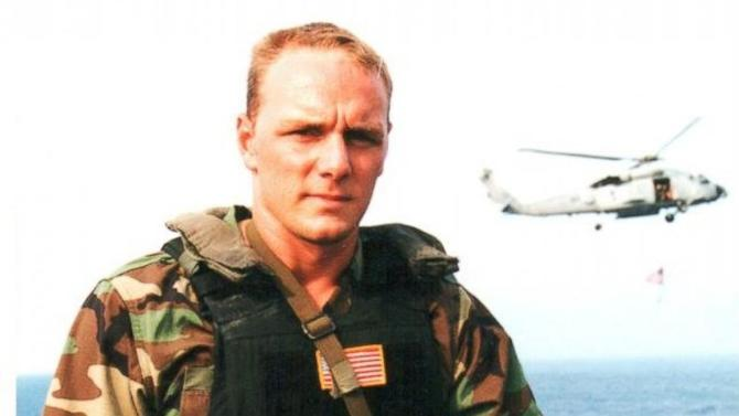 Accidental 'I Love You' Derailed Gay Navy SEAL's Career