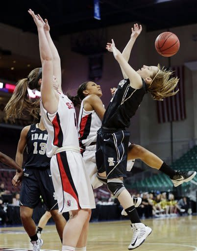 Idaho women upset Seattle 67-64 to win WAC tourney
