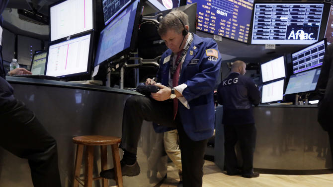 S&P 500 finishes above all-time closing high
