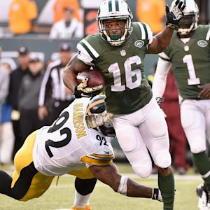 How will Geno Smith's return impact Percy Harvin?