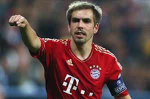 Lahm: We weren't hoping for Arsenal
