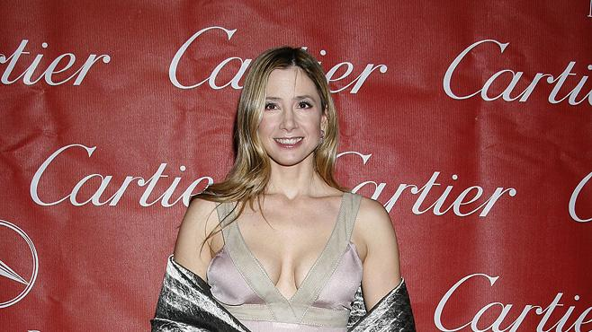 Palm Springs International Film Festival Awards Gala 2009 Mira Sorvino