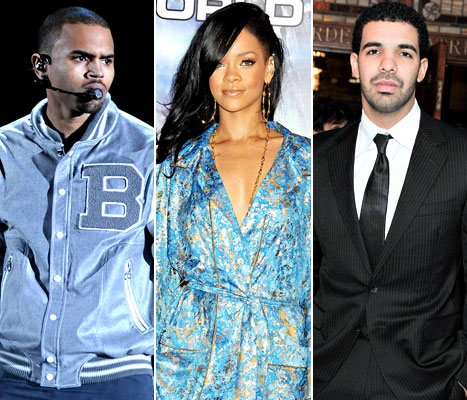 "Chris Brown and Drake's Fight: Rihanna ""Loves the Drama"""