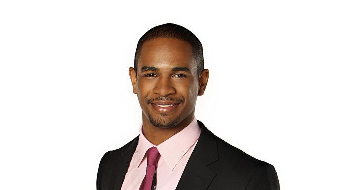 "Damon Wayans Jr. stars in ""Happy Endings."""