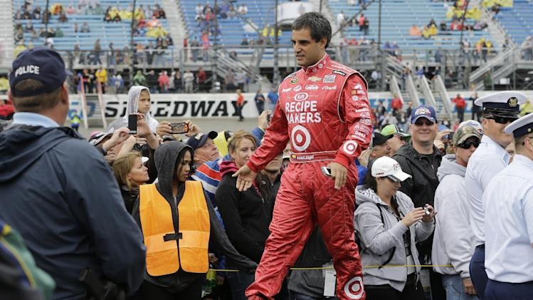 Juan Pablo Montoya to drive for Team Penske