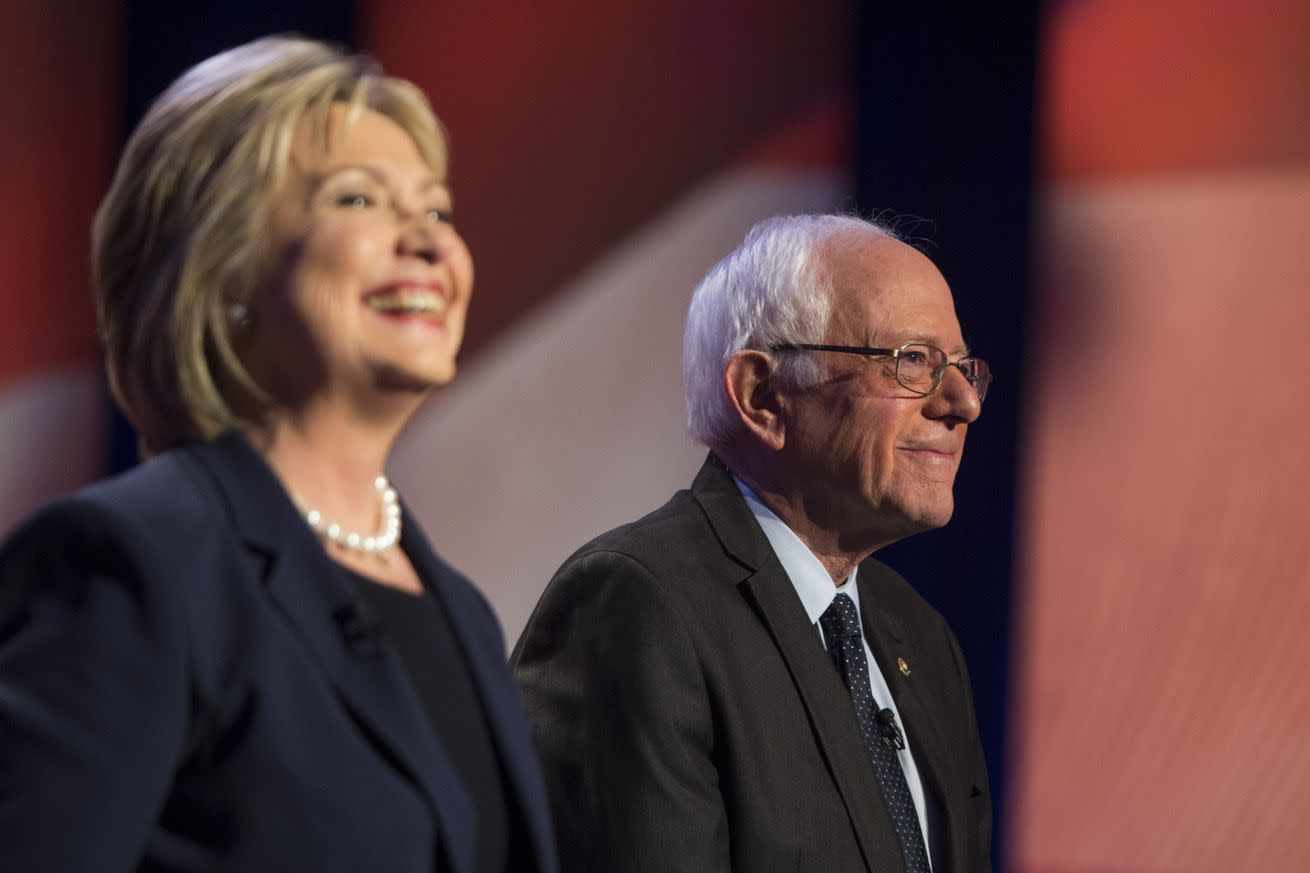 The Bernie-Hillary battle isn't just about the issues. It's also about trust and character.