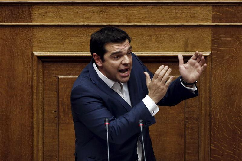 Greece prepares reform bill ahead of first bailout review
