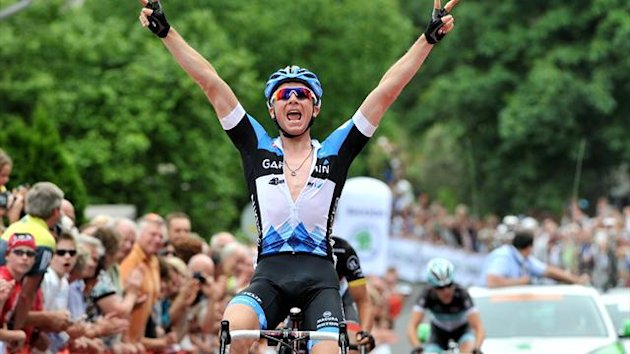 Saison 2012: Fabian Wegmann, Team Garmin-Sharp