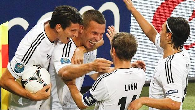 Germany v Greece: Euro 2012 quarter-finals LIVE