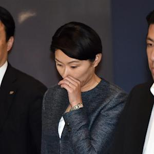 Popular Japan Minister Resigns Over Funds Misuse