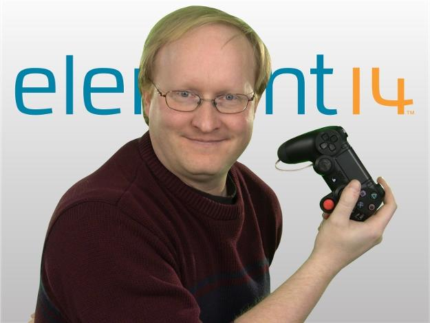 Video: Modder builds a one-handed PS4 controller for disabled gamers
