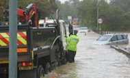 Man Killed As UK Reels From Rain And Floods