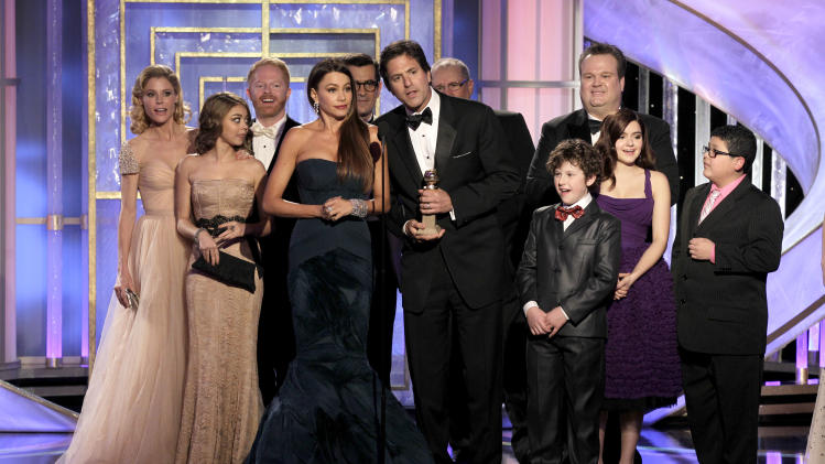 69th Annual Golden Globes Awards - Show