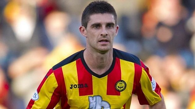 Kris Doolan was among those who missed chances for Partick Thistle