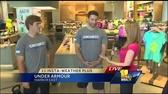 Ava previews fitness event in Harbor East