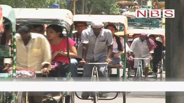 Delhi sizzles at 44.6 degree Celsius, no relief