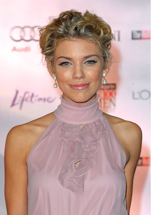 Hollywood Reporter's Annual Women in Entertainment Breakfast 2009 AnnaLynne McCord