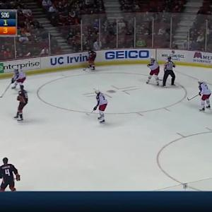 Columbus Blue Jackets at Anaheim Ducks - 10/24/2014
