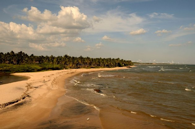 Vattakottai near Kanyakumari is a perfect getaway from the Diwali smoke and noise.