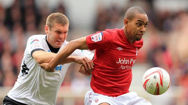 Dexter Blackstock, Nottingham Forest