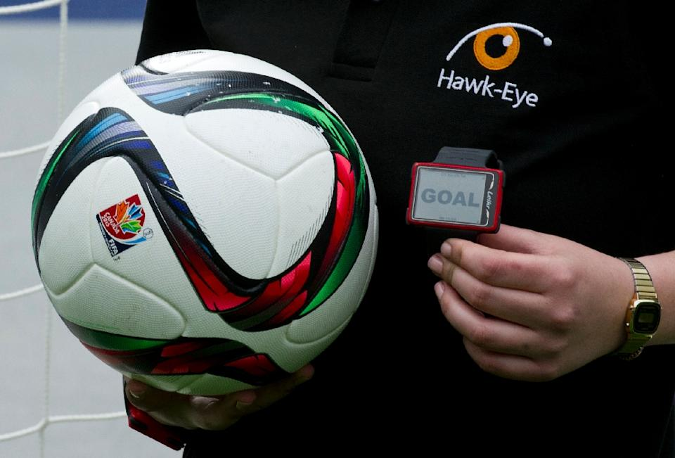 Goal-line technology to be used at Copa America Centenario